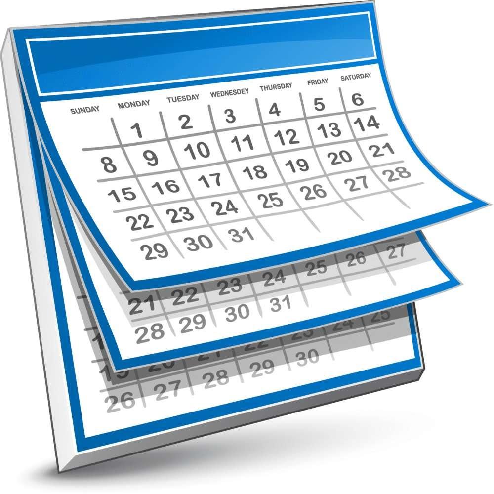 Kalendář akcí ČSMPF